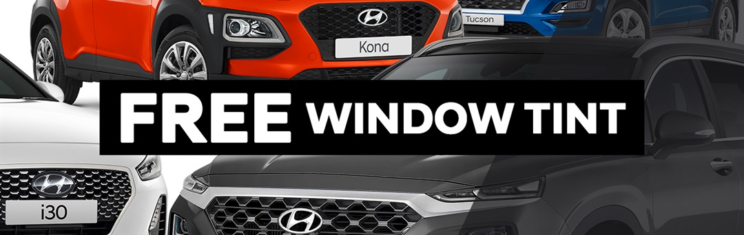 Free Window Tint Offer